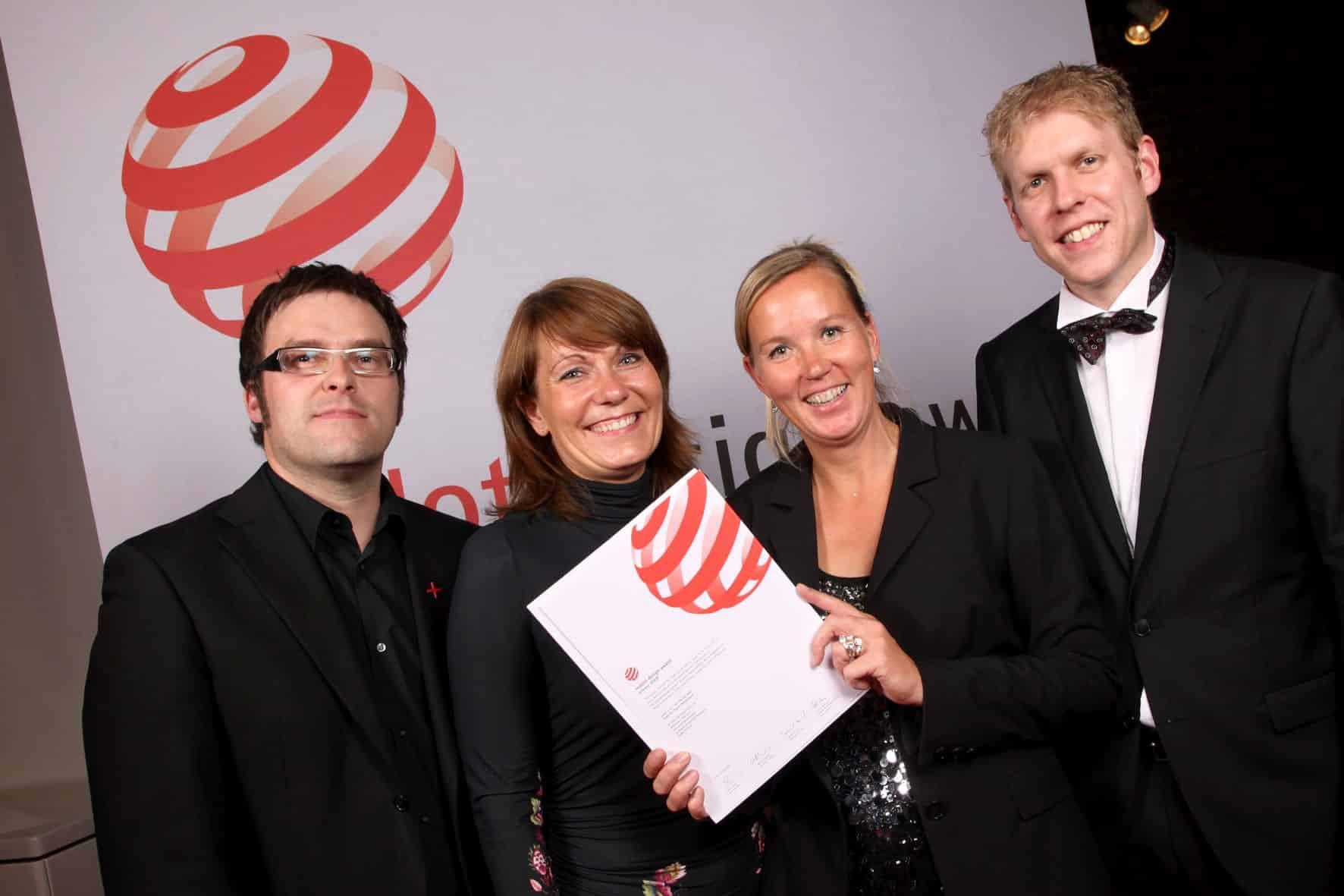 """reddot award für """"Ein Tag am Meer"""""""
