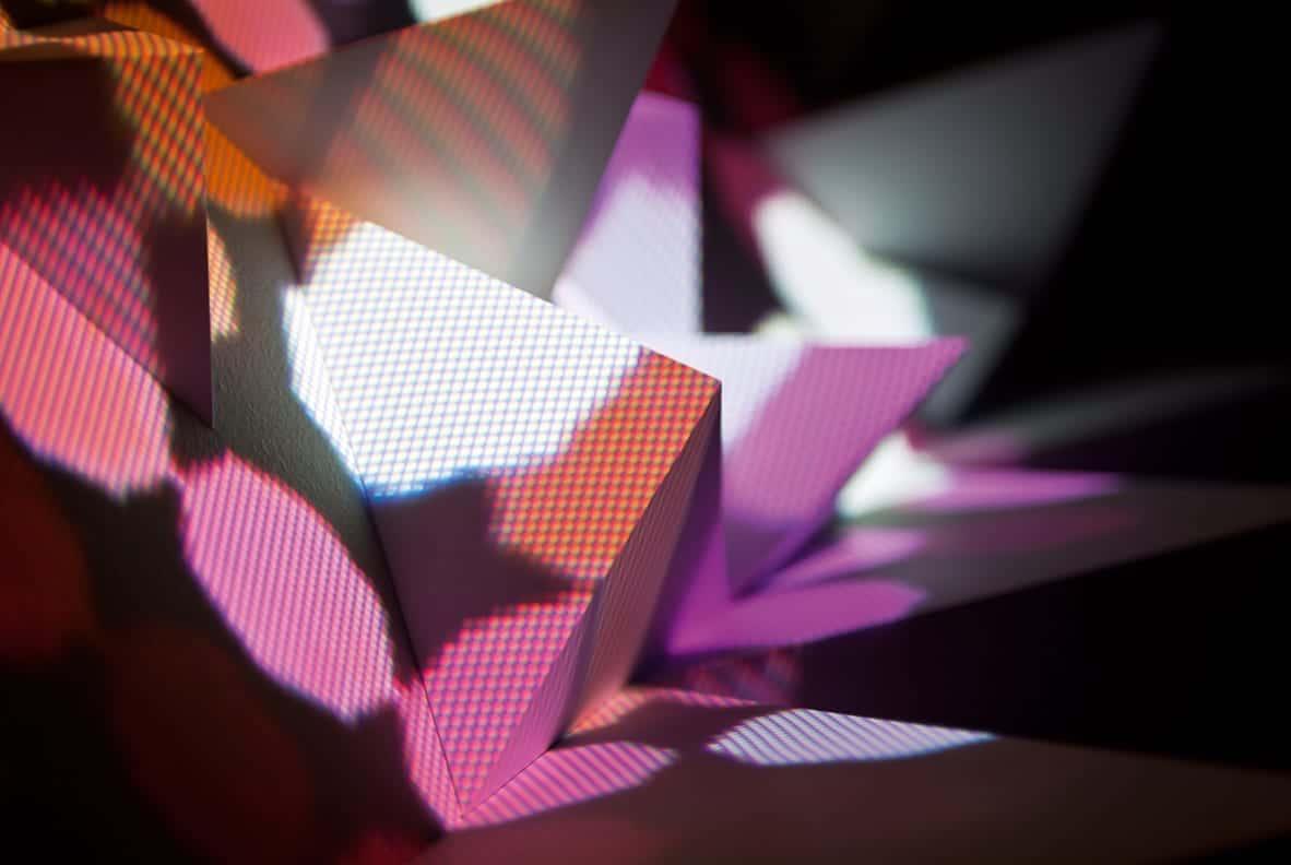 Von der Magie aus Papier und Licht