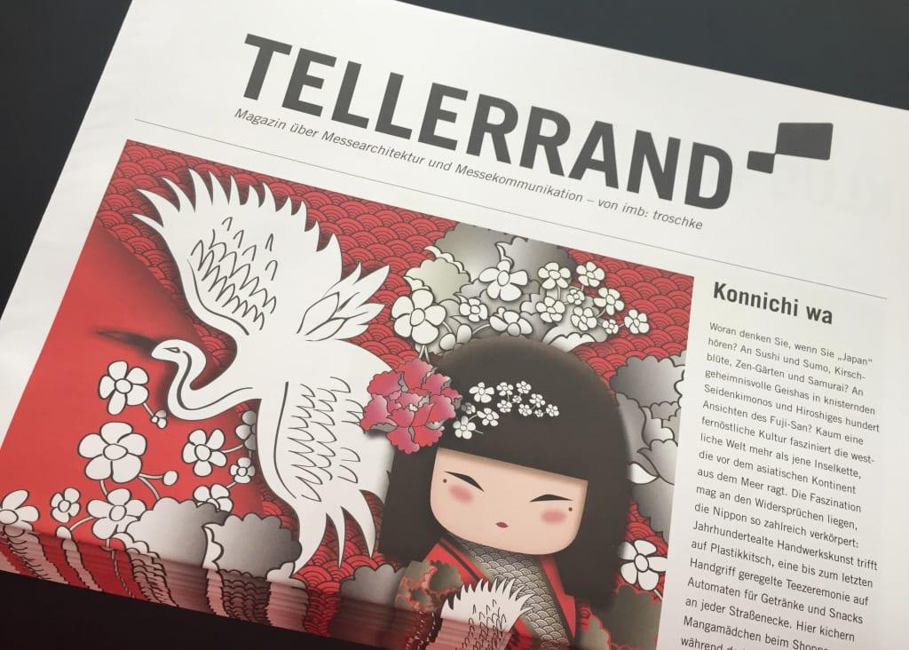 Unser Jahrbuch 2016: Origami, Furoshiki und die Messerschmiede von Sakai