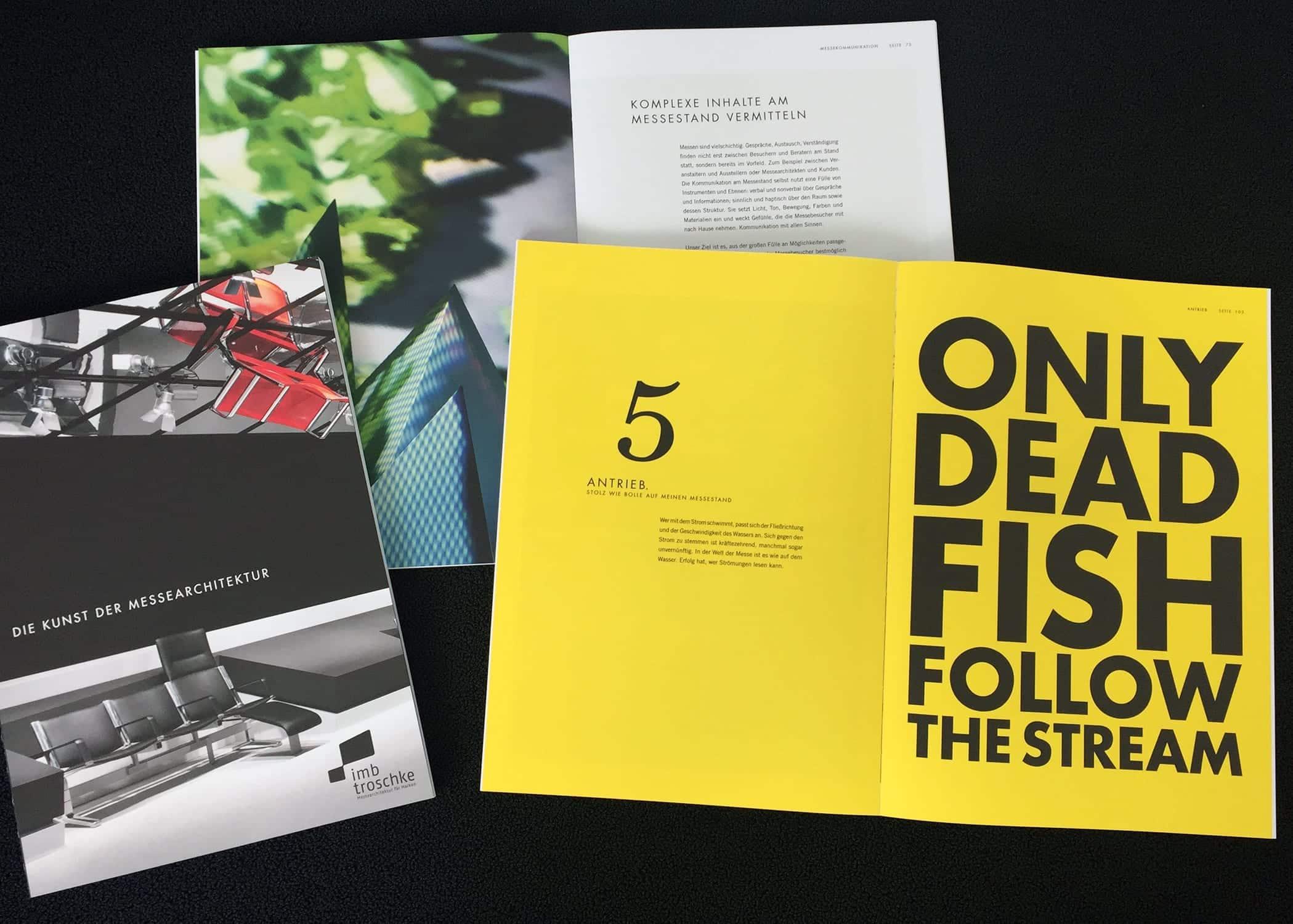 Unser Jahrbuch 2018: Die Kunst der Messearchitektur