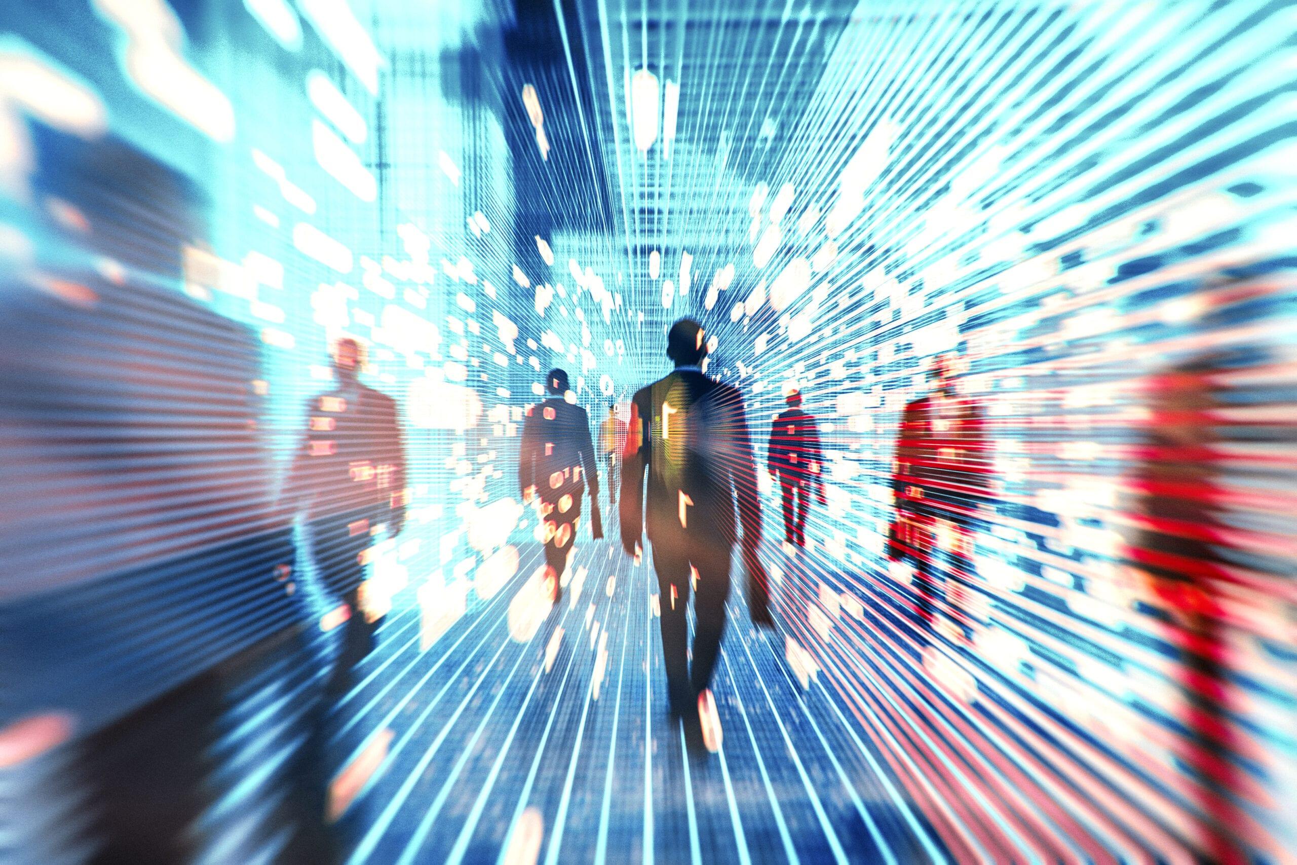 Hybride Events: Die Verbindung von Mensch und Technologie